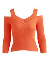 cheap -Women's Daily Casual Regular Pullover