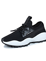 Men's Shoes Fabric Fall Comfort Light Soles Sneakers Gore For Casual Outdoor Black