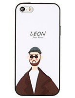 cheap -Case For Apple iPhone 7 Shockproof Pattern Back Cover Cartoon Hard TPU for iPhone 7 Plus iPhone 7 iPhone 6s Plus iPhone 6s iPhone 6 Plus