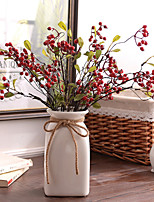 1 Branch Plastic Others Artificial Flowers