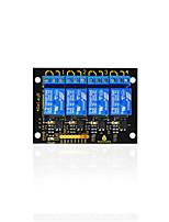 2016 nouveau! Keyestudio module de relais 5 canaux 5v pour arduino