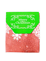 12pcs Christmas Ornament Favor Box Beter Gifts® DIY Xmas Tree Ornaments 7.4 x 3.5 x 8.7 cm/pcs
