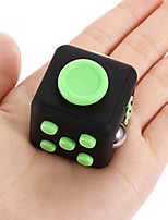 fidget cube finger hand top magic squeeze puzzle cube work class home edc add adhd anti беспокойство стресс reliever 1pc