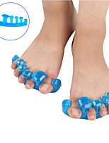 Foot Massager Toe Separators & Bunion Pad Massage Orthotic Protective Posture Corrector