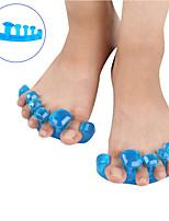 Foot Massager Toe Separators & Bunion Pad Massage Orthotic Protective Posture Corrector