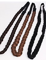 Fashion Simple Headdress Braided Headband 2 Colors Available