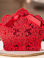 20 Favor Holder-Basket Card Paper Favor Boxes Gift Boxes