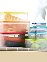 7 Kitchen Plastic Food Storage