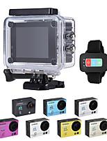 Minikamera Hochauflösend WiFi Wasserfest Einfach zu tragen Weitwinkel 4K