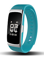 hhy nuova braccialetto astuto s68 braccialetto pedometro pressione sanguigna braccialetto sanitario ip68 profondità impermeabile