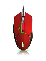 Ajazz GTC PRO 7Keys 4000DPI USB Backlight Aggravating  Gaming Mouse With 170CM Cable A3050