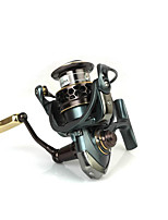 Fishing Reel Spinning Reels 5.2:1 10 Ball Bearings Exchangable Spinning Jigging Fishing Carp Fishing Bass Fishing Lure Fishing General