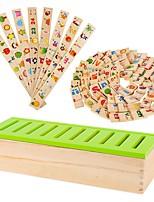 domino, jouets en bois, connaissances, apprentissage, forme, classification, boîte, maternelle, pédagogie, aides, jj7701-0525