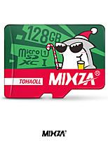 microsd di memoria microsd della scheda di memoria di classe 128gb della micro carta di memoria di memoria di mixza per smartphone /