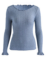cheap -Women's Daily Casual Long Pullover