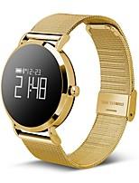 hhy neue cv08 intelligente Armband wasserdichte Herzfrequenz Blutdruck Schlafüberwachung Bewegung Touch Screen Musikwiedergabe