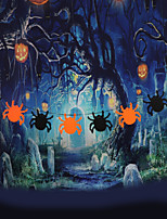 Wall Decor PVC Halloween Wall Art,1