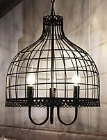 Artistico Tradizionale/Classico Retrò Luci Pendenti Per Sala da pranzo Ingresso Negozi/Cafè AC 110-120 AC 220-240V Lampadine incluse