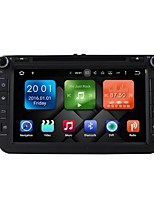 8 polegadas quad core android 6.0 carro multimídia dvd player built-in wifi&3g ex-tv dab para vw magotan 2007-2011 golf 5/6 caddy polo