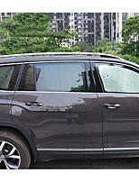 Automotivo Parasóis & Visores Para carros Visores de carro Para Volkswagen Todos os Anos Teramont Alúminio