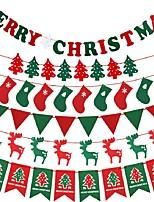 Sapins de Noël Bas Drapeaux de Noël Noël NoëlForDécorations de vacances
