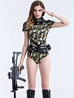Soldier/Warrior Cosplay Costumes Adults' Halloween Festival/Holiday Halloween Costumes Fashion Vintage
