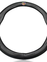 Automotive Steering Wheel Covers(Leather)For Cadillac All years All Models