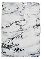 Назначение iPad (2017) Чехлы панели Бумажник для карт со стендом Флип С узором Магнитный Чехол Кейс для Мрамор Твердый Искусственная кожа