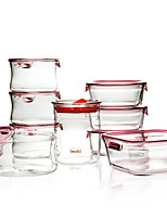 9 Kitchen Glass Food Storage