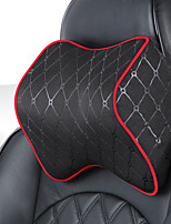 Automotive Headrests For universal Car Headrests Polyester