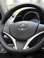 Automotive Steering Wheel Covers(Leather)For Toyota All years RAV4