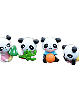 DIY KIT Action Figures & Stuffed Animals Toys Duck Bear Animal Panda DIY Furnishing Articles Not Specified Pieces