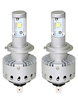 1 Set Plug and Play Design 40W 4000LM 6500K Cool White XHP50 LED Headlight Kit H7 H8 H9 H10 H11 9005 9006