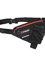 1 L Waist Bag/Waistpack Hiking Fast Dry Wearable Cloth Nylon