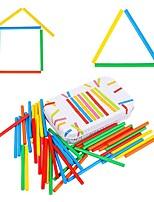 enfant, compter, tige, soustraction, montessori, mathématiques, enseignement, puzzle, arithmétique, jouet, jj7701-0524