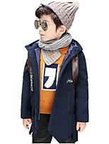 Boys' Cartoon Jacket & Coat,Polyester Winter All Seasons Long Sleeve