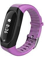 hhy new id118hr bracelets intelligents bracelets de fréquence cardiaque rappel d'informations d'appelant bracelet étanche à l'eau
