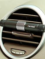Car Air Outlet Grille Perfume Titanium Material Automotive Air Purifier