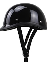 Half Helmet Relaxed Fit Fastness Durable Toughened Glass Motorcycle Helmets