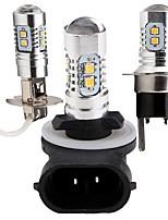2pcs ursprüngliche Automobilbeleuchtung Muster führte Birne samsung führte h1 h3 h4 h7 h8 h9 h10 h11 9001 9006 5000k führte Nebel
