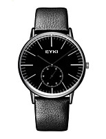 Women's Fashion Watch Quartz Water Resistant / Water Proof Leather Band Charm Black Brown Green