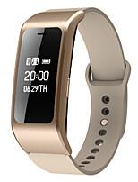hhy nuovo a96 smart wristbands bluetooth chiacchierata riproduzione di musica calorie sport sonno controllo telecamera telecamera