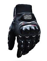 pro-motociclista dedo cheio motocicleta airsoftsports equitação corrida luvas táticas auto motor proteção ciclismo esporte luvas mcs-01c