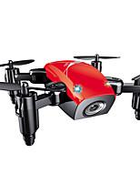 Drone S9 4 Canali 6 Asse Con la macchina fotografica 0.3MP HD Altezza Holding WIFI FPV Tasto Unico Di Ritorno Auto-Decollo L'accesso In