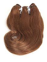 A Ombre Cheveux Brésiliens Ondulation Naturelle Ondulation naturelle 1 An 4 tissages de cheveux kg Mèches Rapides