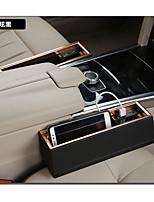 Sedile anteriore del passeggero Organizer e portaoggetti per auto Per Universali Tutti gli anni Legno