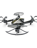RC Drohne JJRC H44WH 4 Kan?le 6 Achsen 2.4G Mit 720P HD - Kamera Ferngesteuerter Quadrocopter WIFI FPV FPV LED - Beleuchtung Ein