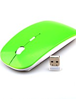 il mouse ottico dell'ufficio sottile 2.4g