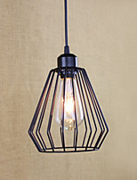 Creative Metal Pendant Light Contain Edison 4W LED bulb /Retro Kitchen Pendant Lamps Bar Cafe Hallway Balcony Pendant Lamp