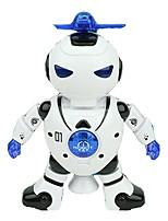 RC Robot Kids' Electronics ABS Singing Dancing Walking Remote Control Multi-function